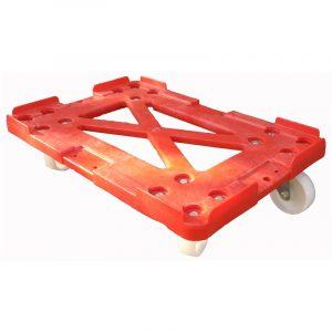 ΒΑΣΗ DOLLY 60x 40 PLASGAD 180-09 red